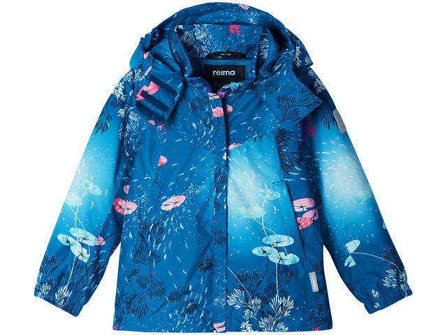 Reima Saltvik Reimatec Jacket Girls, blue